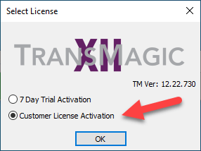 Enter Your Activation ID