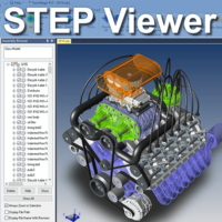 STEP Viewer