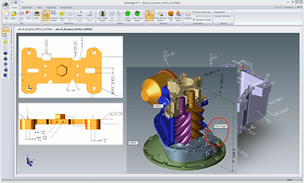 CAD Viewing and Job Quoting with TransMagic