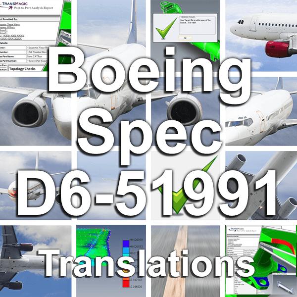 Boeing Spec D6 51991 Translations