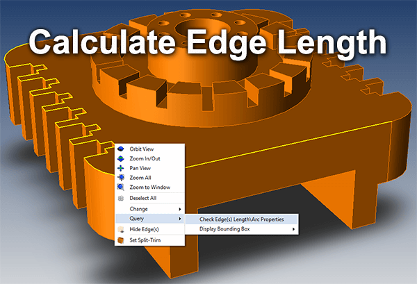 Calculate Edge Length 1