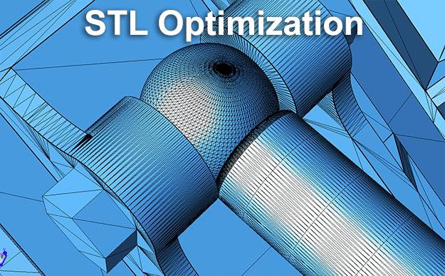 Optimizing STL output