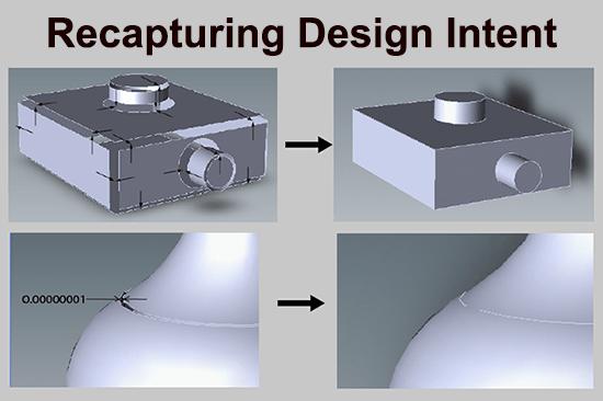Full Repair Recaptures Design Intent