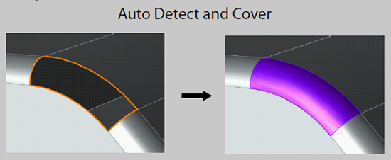 Auto Detect and Cover