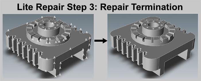 Repair Termination