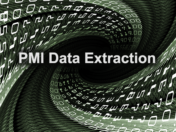 PMI Data Extraction