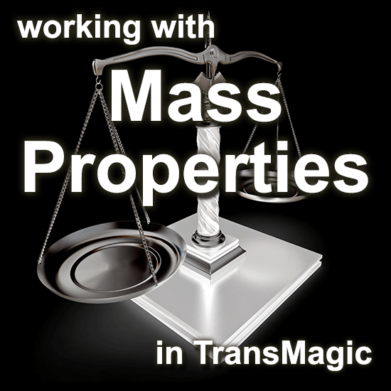 mass properties