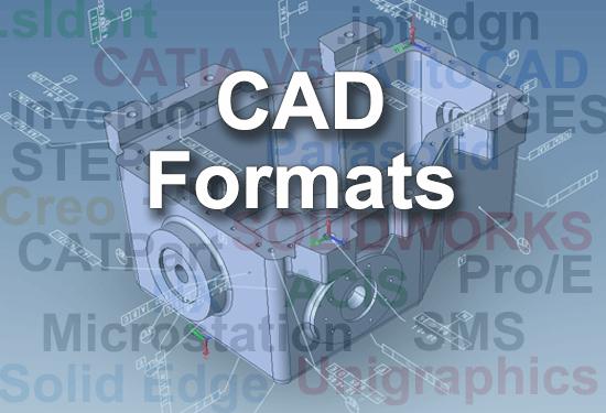CAD Formats