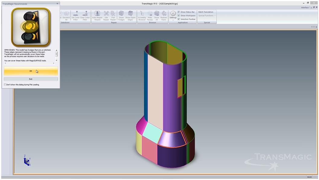 FREE 7-Day Trial of TransMagic: Power Tools for 3D CAD Data - TransMagic