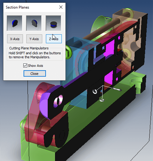 cad-viewer-section-planes-and-transparency