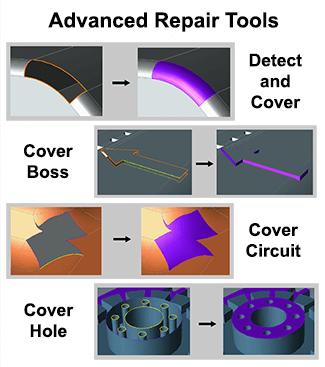 advanced repair tools
