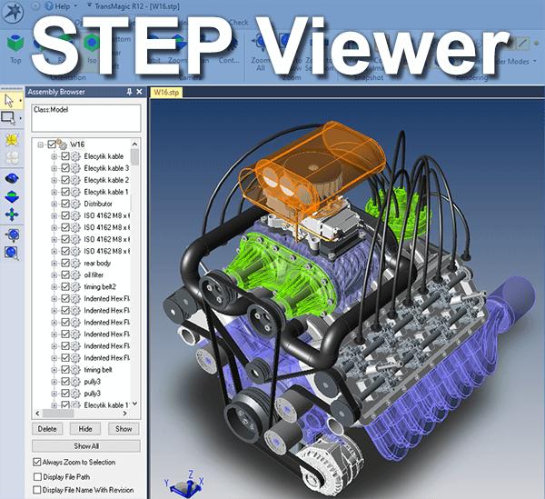 STEP Viewer