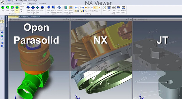 NX Viewer
