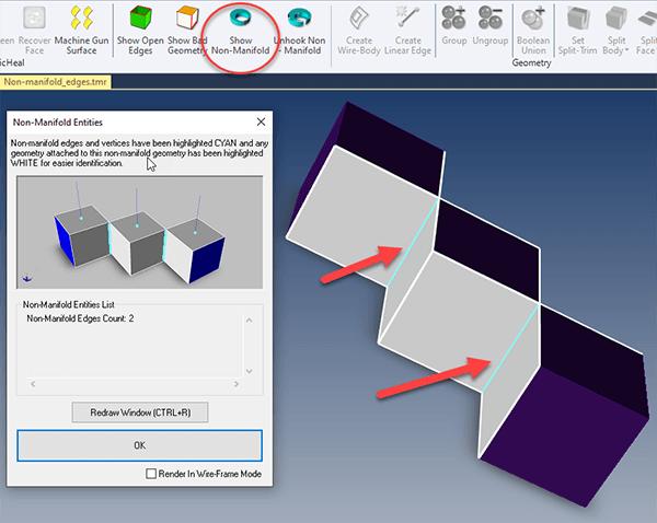 Non-Manifold Geometry