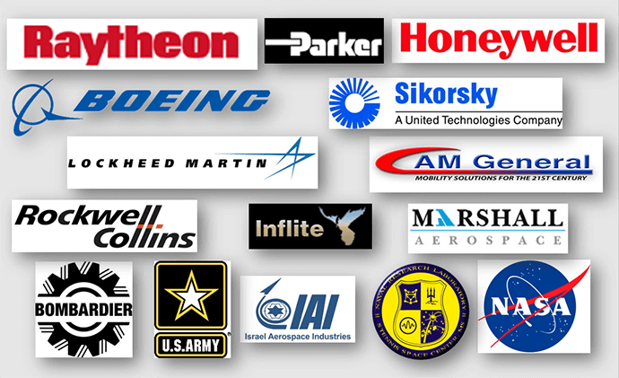 Aerospace Customers