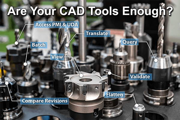 Are Your CAD Tools Enough?