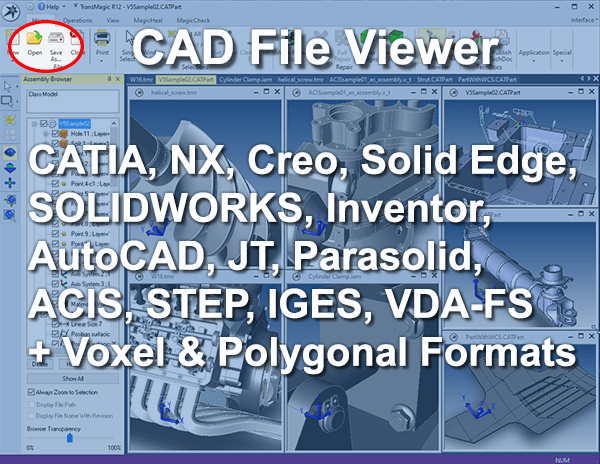 cad file viewer