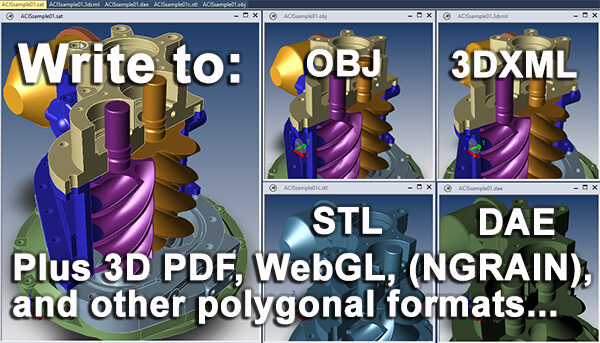 write to polygon formats-x600