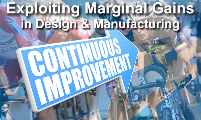 Exploiting Marginal Gains in Design and Manufacturing