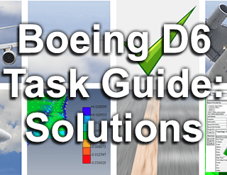 Boeing Task Guide Solutions