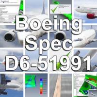 Boeing Spec D6-51991