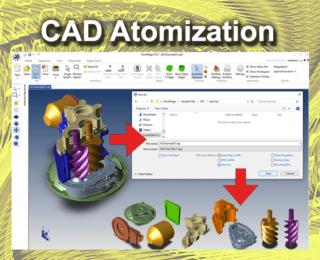 CAD Atomization