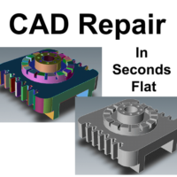 CAD Repair in Seconds Flat