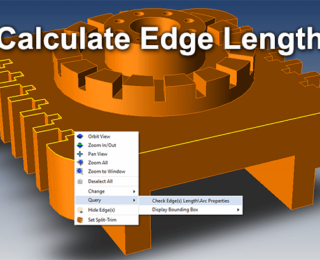 Calculate Edge Length