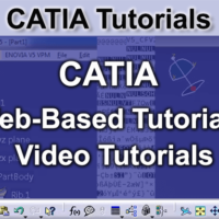 CATIA Tutorials
