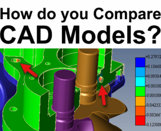 How do you Compare CAD Models?