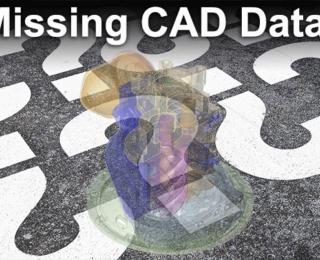 Missing CAD Data