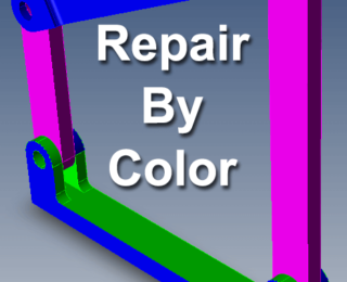 Repair By Color