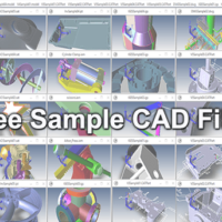 Free Sample CAD Files