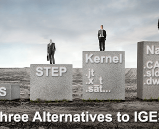 Three Alternatives to IGES