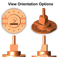 View Orientation Options